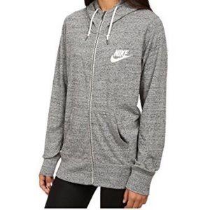 NWT Nike Women's Gym Vintage Full Zip Hoodie
